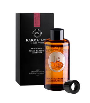 KARMAKAMET Room Diffuser (200ml) - Moroccan Otto of Rose