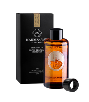 KARMAKAMET Room Diffuser (200ml) - East Indian Sandalwood