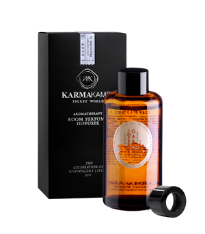 KARMAKAMET Room Diffuser (200ml) - Imperial Garden Blend