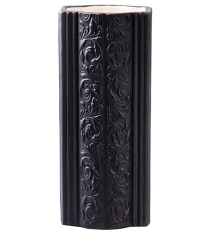 KIDDEE TAMDEE Louise Vase Large - Black