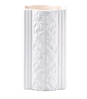 KIDDEE TAMDEE Louise Vase Small - White
