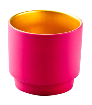 KIDDEE TAMDEE Luxury Candle Cup - Pink/Gold