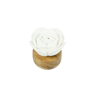 KIDDEE TAMDEE Ceramic Flower Refreshment - Gardenia