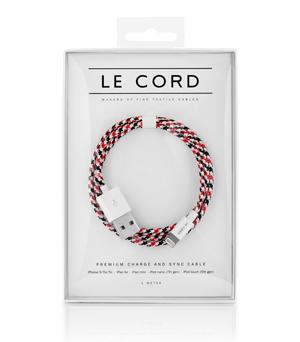 LE CORD Textile Cable - Krugeri