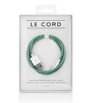 LE CORD Textile Cable - Trumpster
