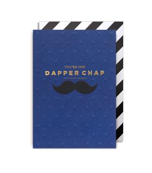 LAGOM / POSTCO CARD - Dapper Chap