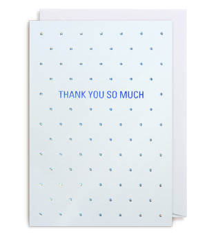 LAGOM / POSTCO Card - Thank You So Much