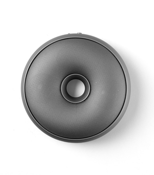 LEXON Hoop Speaker - Metallic Grey