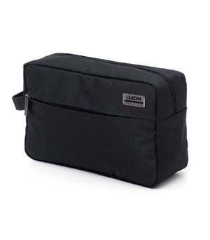 LEXON Premium Toiletry Bag - Black