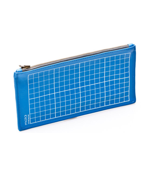 MOLA 'Cutting Mat Style' Pencil Case - Blue