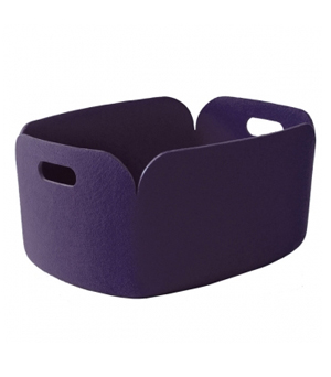 MUUTO Restore Storage Basket - Purple