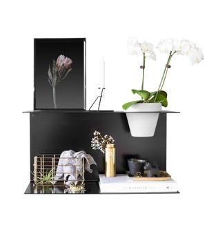 MADE OF TOMORROW Fold Shelf Large - Black