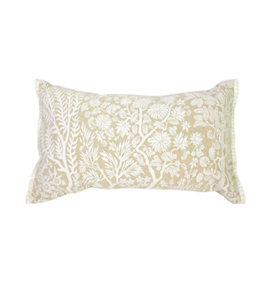 OR SELECT Bahamas Cushion - Flowers