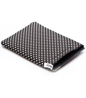 PIJAMA iPad Case - Dotty Black