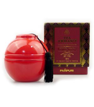 PANPURI Tea Ambience Candle - Morning Matcha