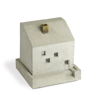 PULL+PUSH PRODUCTS Cottage Incense Pot