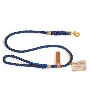 RESQ/CO Leash 'The Strong' - Navy