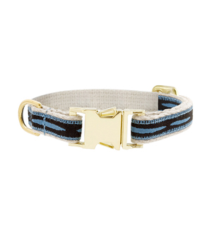 "SEE SCOUT SLEEP Collar 1/2"" - Braveheart Blue Black"