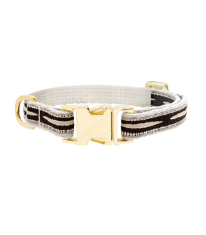 "SEE SCOUT SLEEP Collar 1/2"" - Braveheart Cream Black"