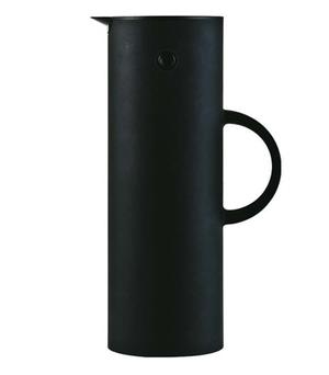 STELTON EM77 Vacuum Jug 1L - Soft Black