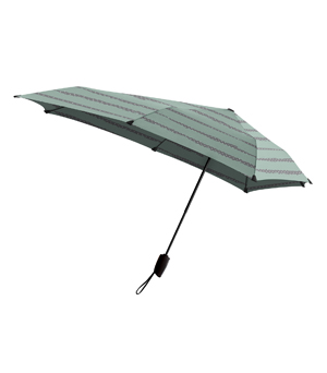 SENZ Automatic Umbrella - Bamboo Stripes