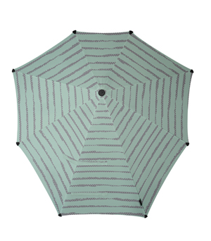 SENZ Original Umbrella - Bamboo Stripes
