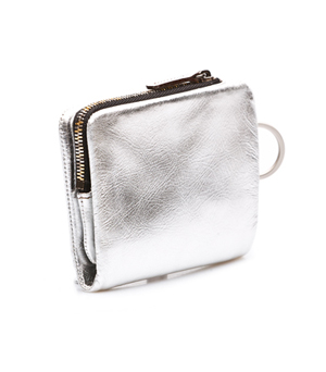 TAXIDERMY Limited Edition 'Icon' Wallet - Silver
