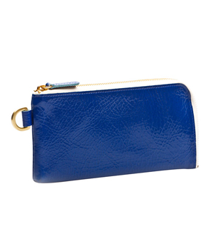 TAXIDERMY Long Wallet - Navy