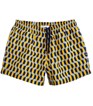 TIMO Trunks - Edition Escher Yellow