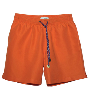 TIMO Trunks - Long Prep Orange