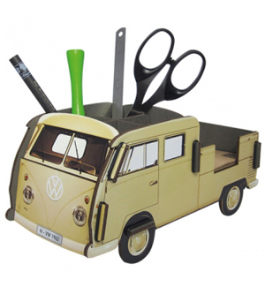 WERKHAUS Photo Pen Box VW Bus - Pickup